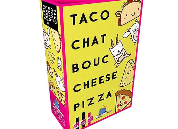 Taco chat Bouc Cheese Pizza - BLACKROCK GAMES