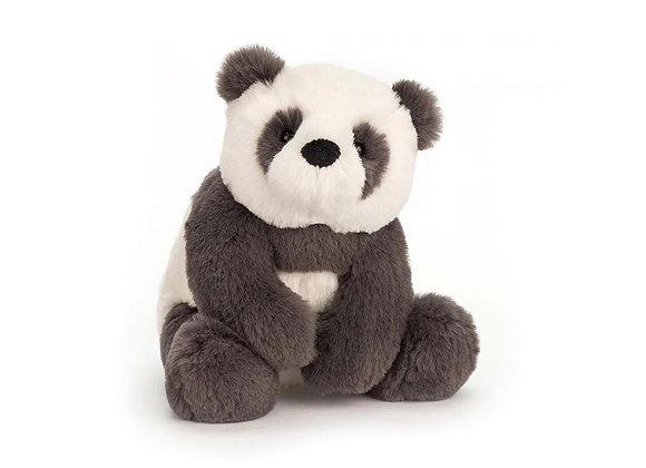 Peluche Panda Harry taille M - JELLYCAT