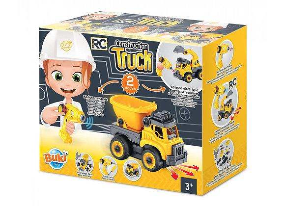Camion de chantier radiocommandé - BURKI