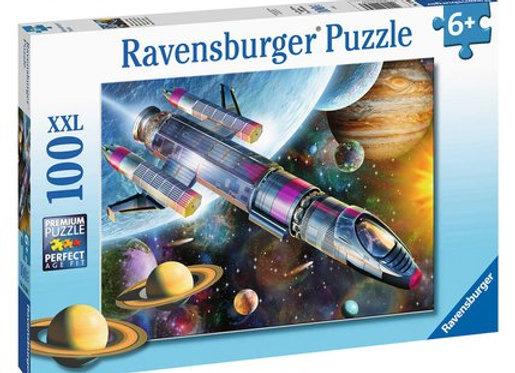 Puzzle XXL 100 pièces Mission espace - RAVENSBURGER