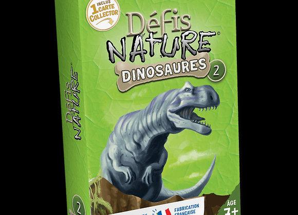 Défis Nature Dinosaures volume 2 - BIOVIVA!