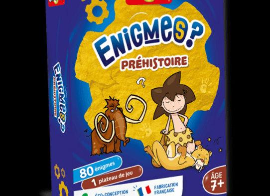 Enigmes Préhistoire - BIOVIVA!