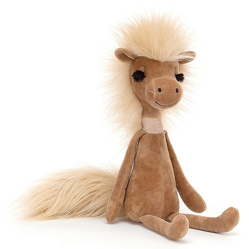 Peluche Cheval  Swellegant Willow - JELLYCAT