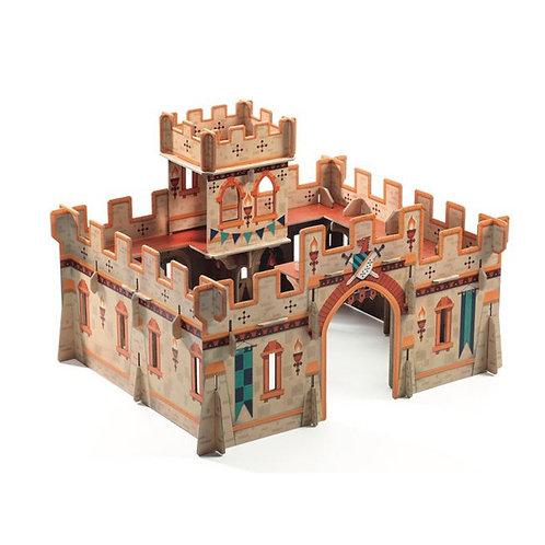 Château médiéval - DJECO