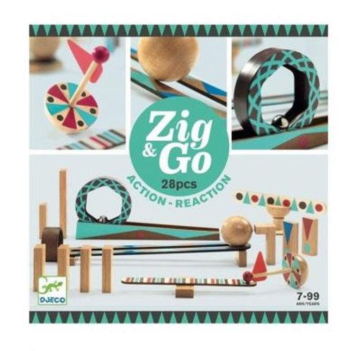 Zig & Go 5643 - 28 pièces – DJECO