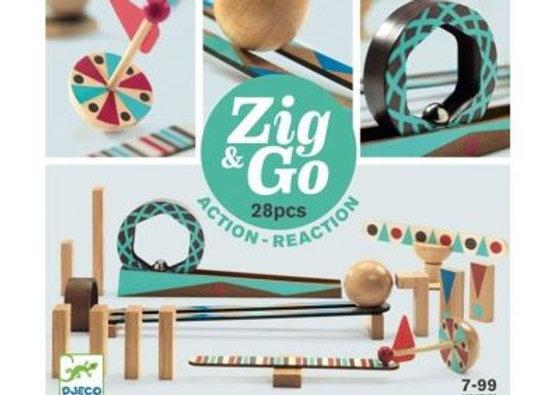 Zig & Go - 28 pièces – DJECO