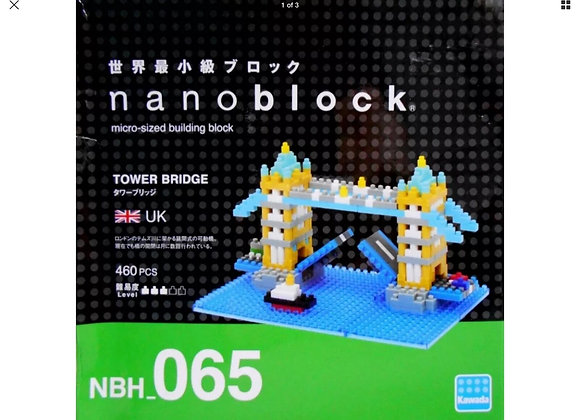 Tower Bridge - NANOBLOCK