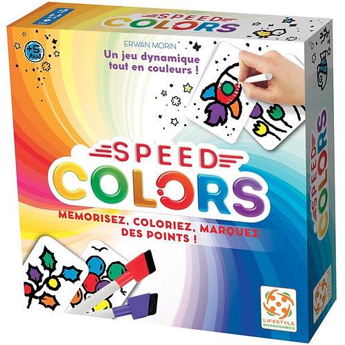 Speed colors – BLACKROCK GAMES