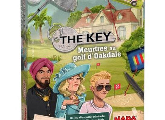 The Key Meurtres au golf d'Oakdale - HABA