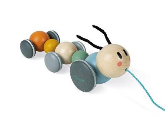 Chenille à promener Sweet Cocoon - JANOD