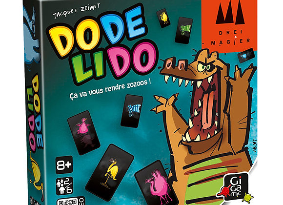 Dodelido - GIGAMIC