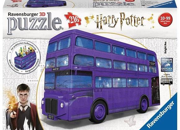 Puzzle 3D 216 pièces Magicobus Harry Potter - RAVENSBURGER