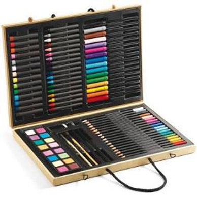 Grande boîte de couleurs – DJECO DESIGN