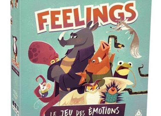 Feelings - BLACKROCK GAMES