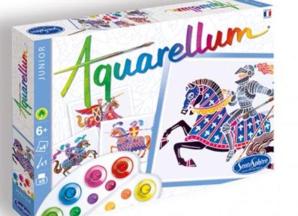 Aquarellum Junior Chevaliers - SENTOSPHERE