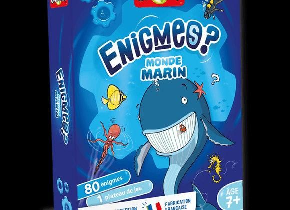 Enigmes Monde marin - BIOVIVA!