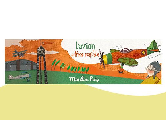 Avion Air Cobra Les Petites Merveilles - MOULIN ROTY