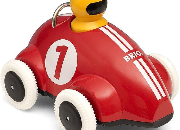 Voiture de course Push and Go rouge - BRIO