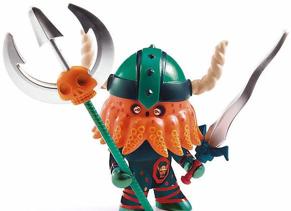 Figurine Pirate Poulpus Arty Toys - DJECO