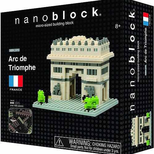 Arc de Triomphe - NANOBLOCK