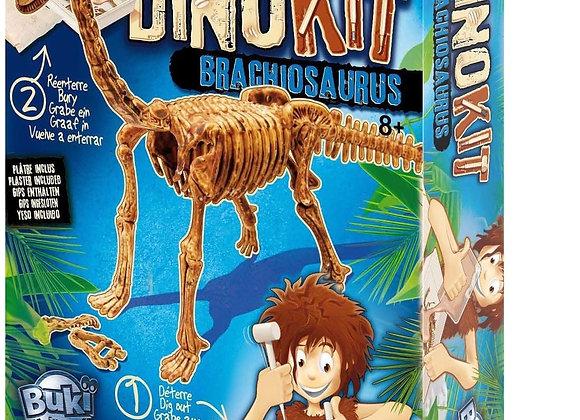 Kit  de fouille Brachiosaure - BUKI