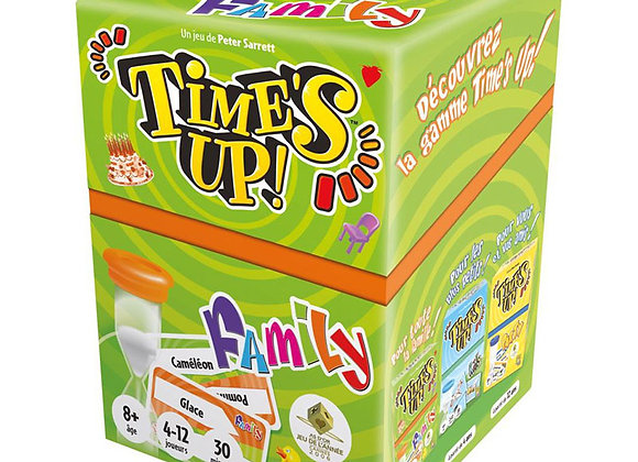 Time's up Family - ASMODEE