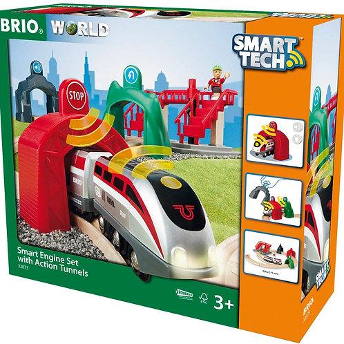 Circuit voyageur Smart Tech Sound - BRIO