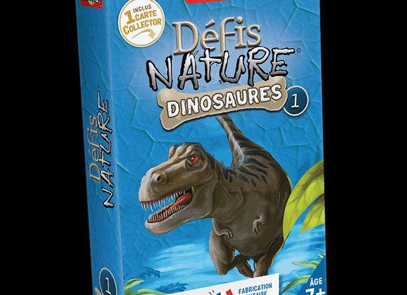 Défis Nature Dinosaures volume 1 - BIOVIVA!