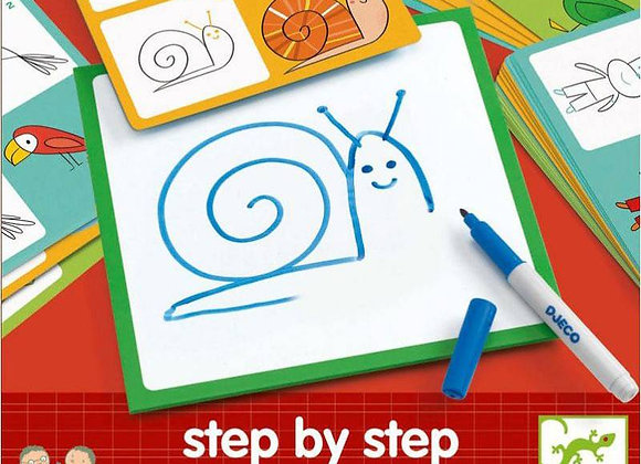 Step by Step Animo and Co - DJECO