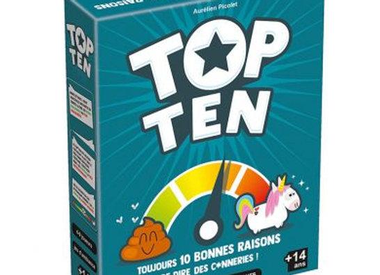 Top Ten - ASMODEE