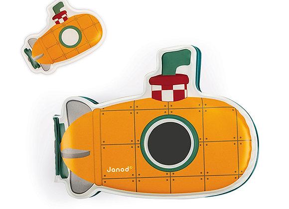 Mon livre de bain sous-marin - JANOD