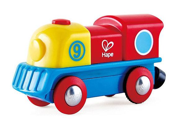 Petite locomotive à moteur - HAPE