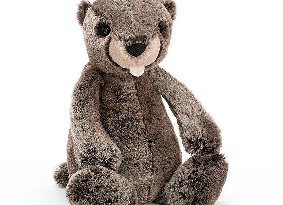 Peluche Marmotte Bashful taille M - JELLYCAT
