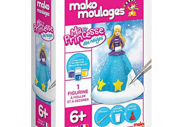 Ma Princesse des Neiges - MAKO MOULAGES