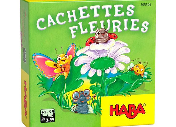 Cachettes fleuries - HABA