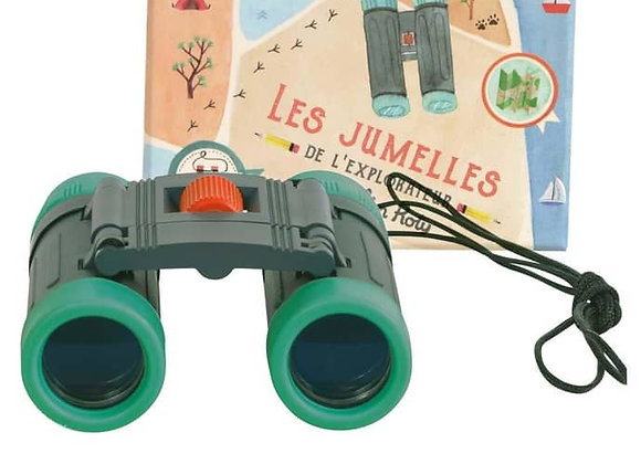 Jumelles Le jardin du moulin - MOULIN ROTY