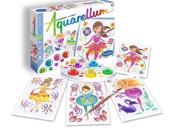Aquarellum Jr Danseuses - SENTOSPHERE