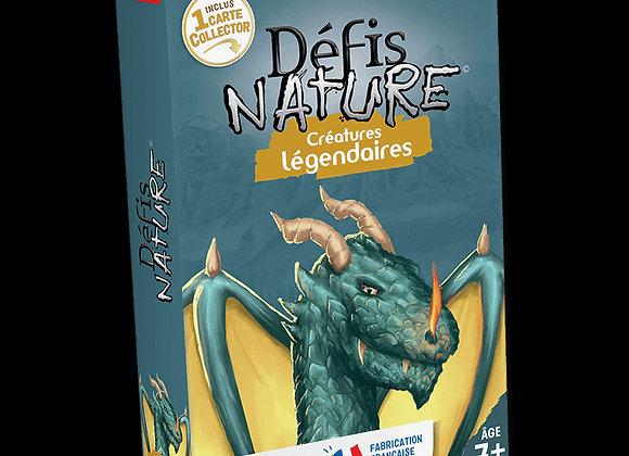 Défis Nature Créatures Légendaires - BIOVIVA!