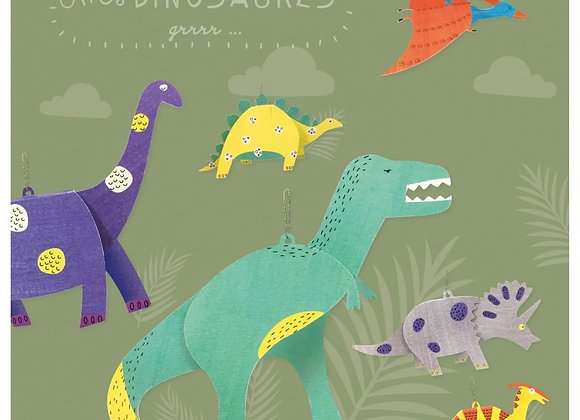 Mes dinosaures – PIROUETTE CACAHOUETE