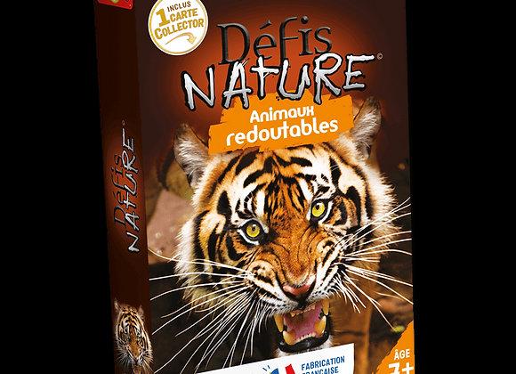 Défis Nature Animaux Redoutables - Bioviva!