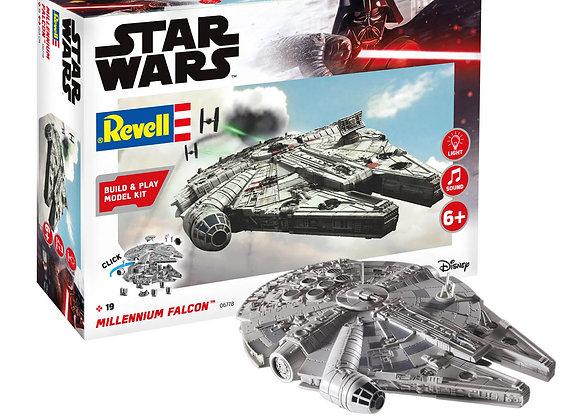 Star Wars Millenium Falcon Build & play model kit - REVELL