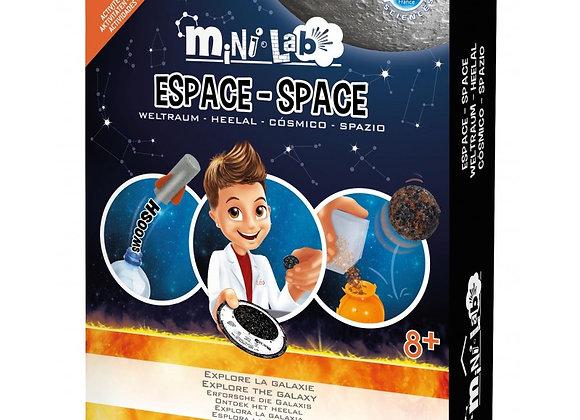 Mini Laboratoire Espace - BUKI