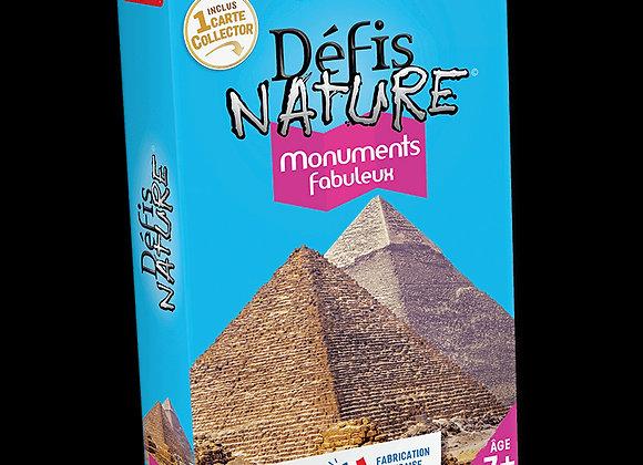 Défis Nature Monuments fabuleux - BIOVIVA!
