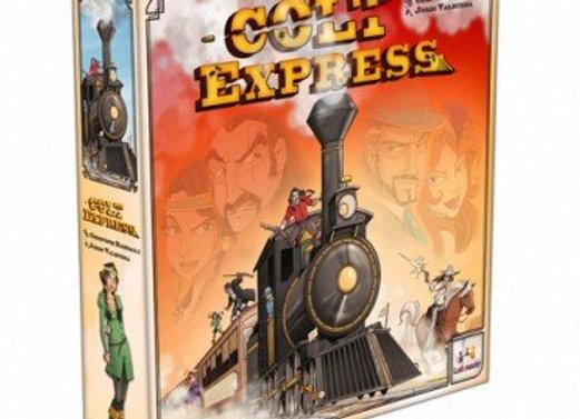 Colt Express - LUDONAUTE