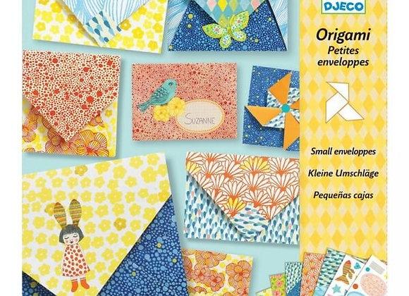 Origami Petites enveloppes - DJECO