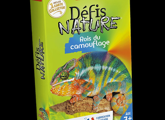 Défis Nature Les Rois du camouflage - BIOVIVA!