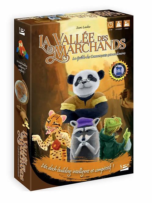 LA VALLÉE DES MARCHANDS  La guilde des commerçants extraordinaires - GIGAMIC