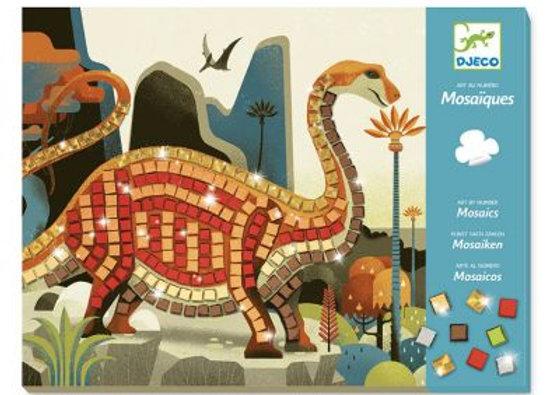 Kit Mosaïques Dinosaures - DJECO