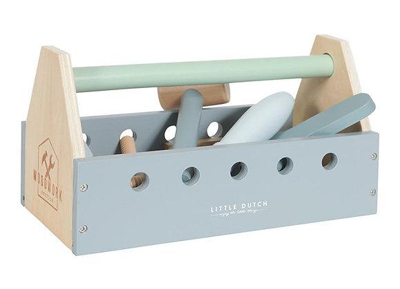 Boîte à outils en bois - LITTLE DUTCH