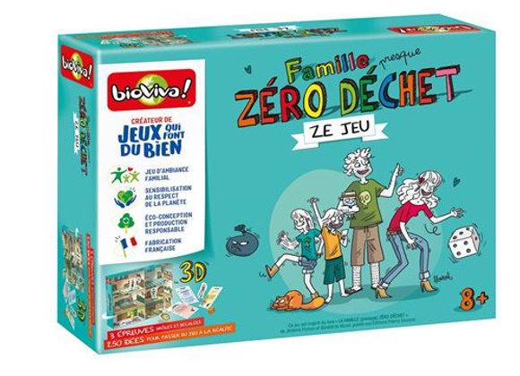 Famille Zéro déchets Ze jeu - BIOVIVA!
